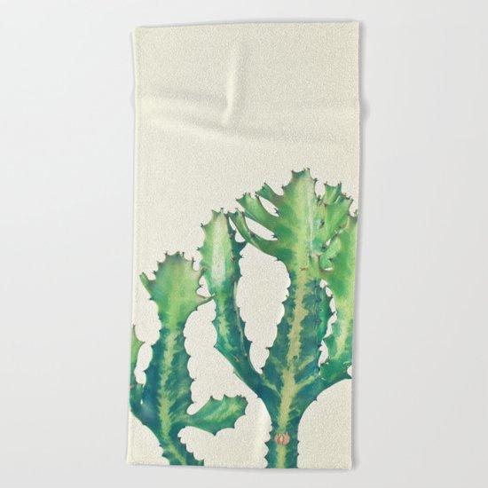 Dragon Bones Tree Beach Towel