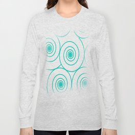 SPIRALING OUT OF CONTROL Long Sleeve T-shirt