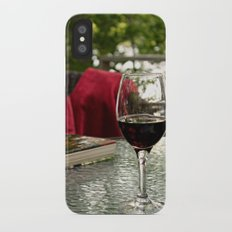Recipe for Relaxation iPhone X Slim Case