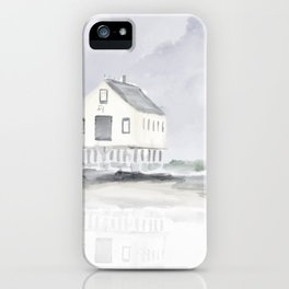 Cape Porpoise • Kennebunkport iPhone Case