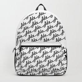 Life Patterns - Like Backpack
