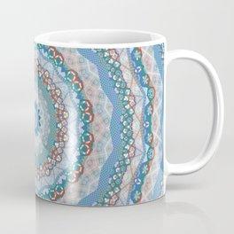 Mandala , kaleidoscope 24 Coffee Mug