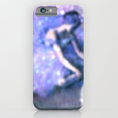 Periwinkle Blue Dancer Slim Case iPhone 6s