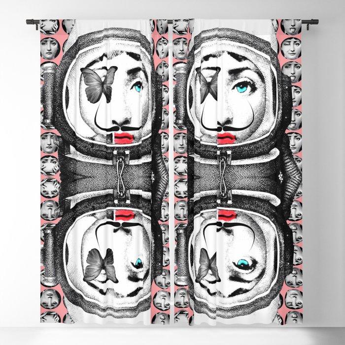 Dadaasetti Mon Amour Blackout Curtain