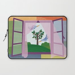 Spring time Laptop Sleeve