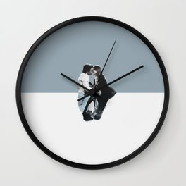 Derek and Meredith Wall Clock