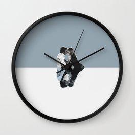 Derek and Meredith Wall Clock