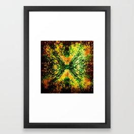 Beelzebub Framed Art Print