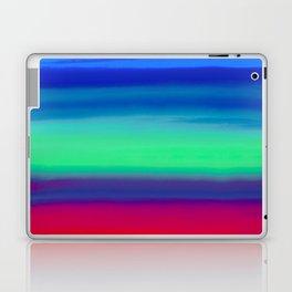 Rocket Blue Laptop & iPad Skin