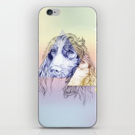 LeonHoneyNose iPhone Skin