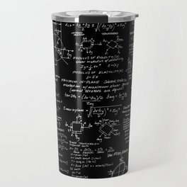 Mechanics of Deformable Solids II Travel Mug