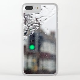 Go. Clear iPhone Case