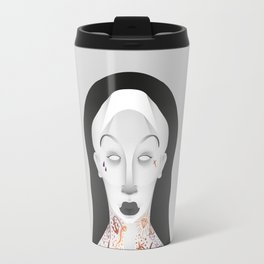 Nuns can be HxC too.. Travel Mug