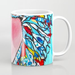 LUNA #society6 #decor #buyart My artwork is featured in MagCloud, Pink Panther Magazine, issue 25 Coffee Mug