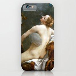 Antonio Allegri, Correggio Jupiter and Io iPhone Case