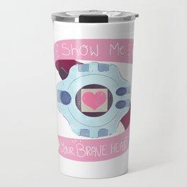 Brave Heart Travel Mug