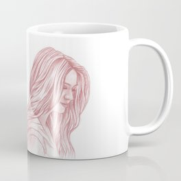 Doctor Who and Amy Pond Coffee Mug