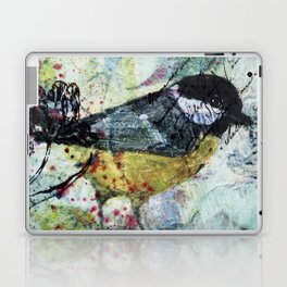Great but tiny tit! Laptop & iPad Skin