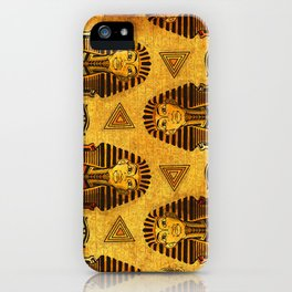 Pharaonic iPhone Case