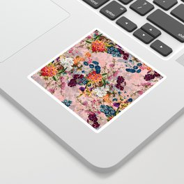 Summer Botanical Garden VIII - II Sticker