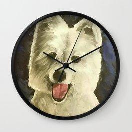 Sammy! Wall Clock