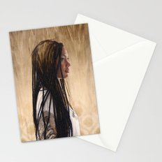 The shadow of your smile Stationery Cards