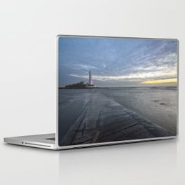 St Marys Lighthouse Laptop & iPad Skin