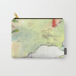 Small Koi Pond 28 Carry-All Pouch