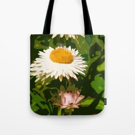"""""""And then there were Three"""" by ICA PAVON Tote Bag"""