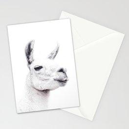 Llama II Stationery Cards