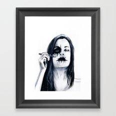 Arson Framed Art Print