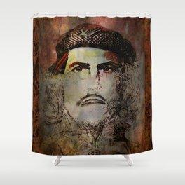 Che Guevara Shower Curtain