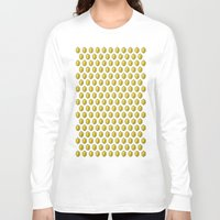 gamer Long Sleeve T-shirts featuring Gamer Cred by Jango Snow