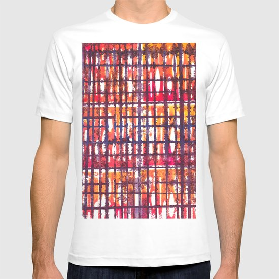 Plaid T-shirt
