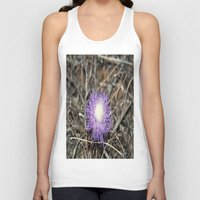 plant Tank Tops featuring plant by  Agostino Lo Coco