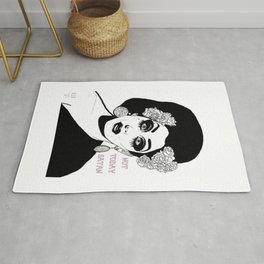 Bianca Del Rio - Not Today Satan *Special Edition* Rug