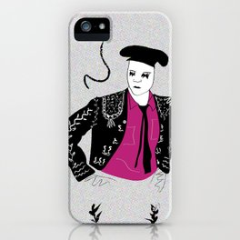 Torero iPhone Case