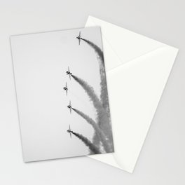 High in the Sky. Stationery Cards