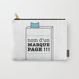 Nom d'un marque-page !!! Carry-All Pouch