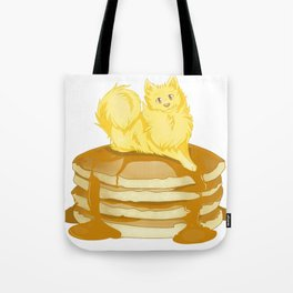 Butter Pancakes Tote Bag