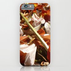 Flowers on a table  Slim Case iPhone 6s