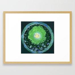 MAGICAL MINIATURES VI Framed Art Print