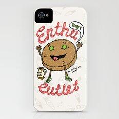Enthu Cutlet Slim Case iPhone (4, 4s)