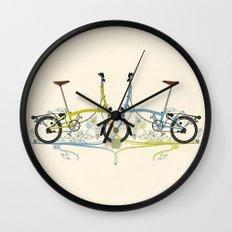 Brompton Bicycle Wall Clock