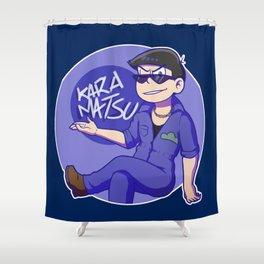 KRMT Shower Curtain