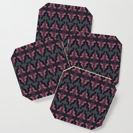 Froth on the Cape - B - Pink Coaster
