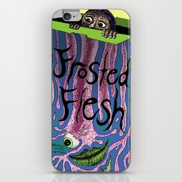 Frosted Flesh iPhone Skin