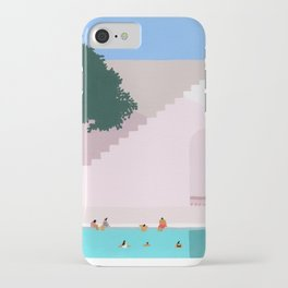 Greece Bliss iPhone Case