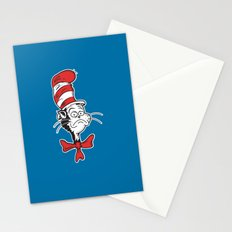 The Grumpy Hat Stationery Cards