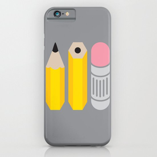 Deconstructed Pencil iPhone & iPod Case